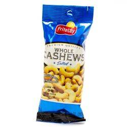 Frito Lay Whole Cashews 2 1/2oz