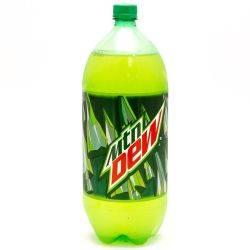 Mountain Dew 2L Bottle