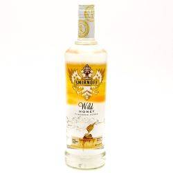 Smirnoff Wild Honey 750ml