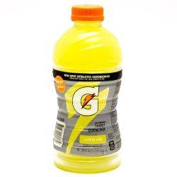Gatorade Lemon Lime 28oz Bottle