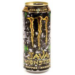 Java Monster Kona Blend Energy 15oz Can