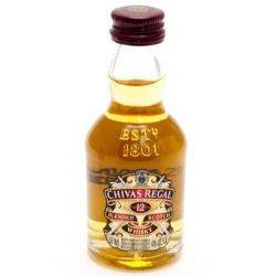 Chivas Regal Scotch Whiskey 50ml