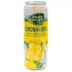 Bud Light Lemon-Ade-Rita 25oz