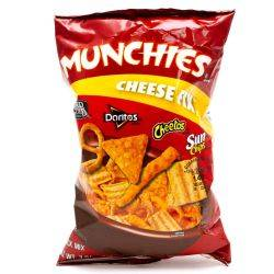 Munchies Cheese Fix Snacks 3oz