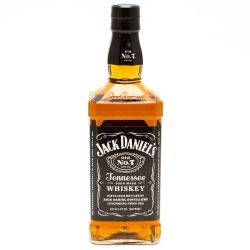Jack Daniel's Tennessee Whiskey...