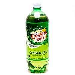 Canada Dry Ginger Ale 33,8oz