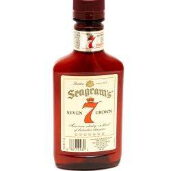Seagram's 7 American Whiskey 200ml