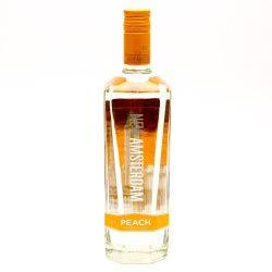 New Amsterdam Peach 750ml