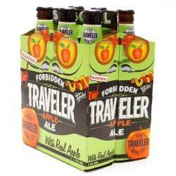 Forbidden Traveler Apple Ale with...