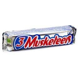 3 Musketeers 1.92oz