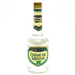 Dekuyper Creme De Menthe 750ml