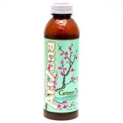 Arizona Green Tea with Ginseng and...