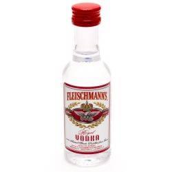 Fleischmann's Vodka 50ml