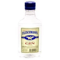 Fleischmann's Extra Dry Gin 200ml
