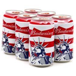 Budweiser 6 Pack 12oz Cans