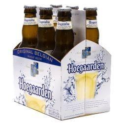 Hoegaarden Original Belgium 4.9%...