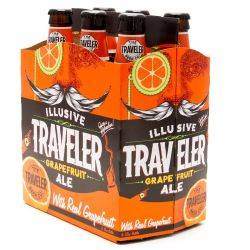Traveler Grapefruit Ale with Real...