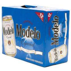 Modelo Especial - 12 Pack - 12oz Cans