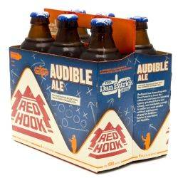 Red Hook Audible Ale Smooth 6 Pack...