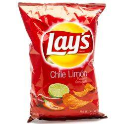 Lays Chile Limon 2 3/4oz