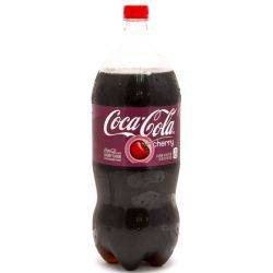 Cherry Coke 2L Bottle