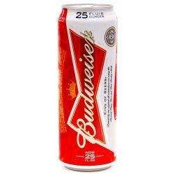 Budweiser 25oz