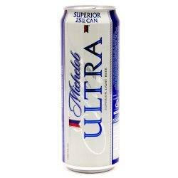 Michelob Ultra Superior Light Beer 25oz