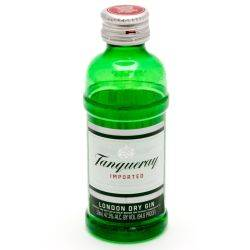 Tanqueray Dry Gin 50ml