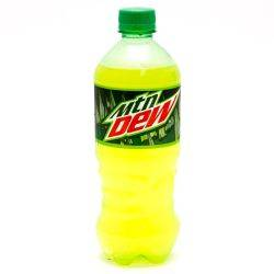 Mtn Dew 20oz Bottle