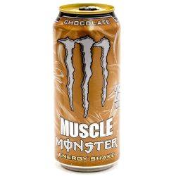 Muscle Monster Chocolate Energy Shake...