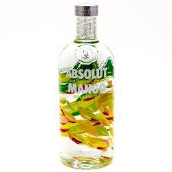 Absolut - Mango Flavored Vodka - 750ml