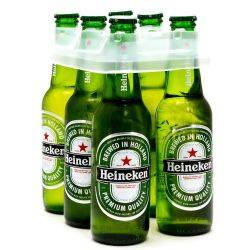 Heineken 6 Pack 12oz Bottles