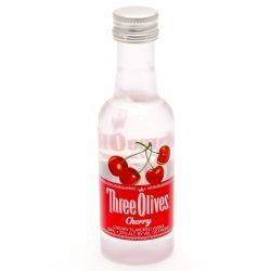 Three Olives Cherry Vodka 50ml