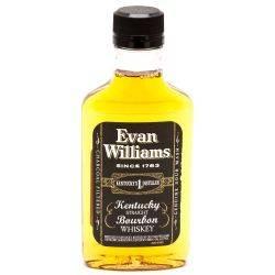Evan Williams Kentucky Bourbon...