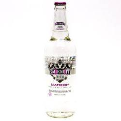 Smirnoff Ice Raspberry 1 Pint 8oz