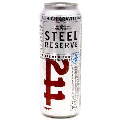 Steel Reserve 211 High Gravity 24oz