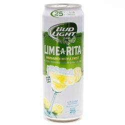 Bud Light Lime-A-Rita 25oz