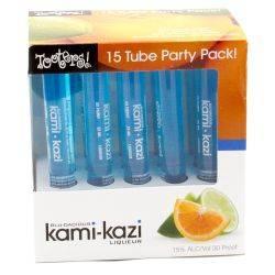 Tooters Kami Kazi 15 Tube Party Pack...