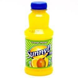 Sunny D Orange Mange 16oz