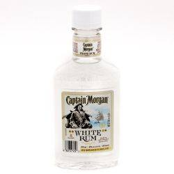 Captain Morgan White Rum 200ml