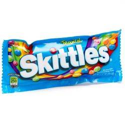 Skittles Tropical Flavored 2.17oz