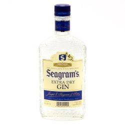 Seagram's Extra Dry Gin 375ml