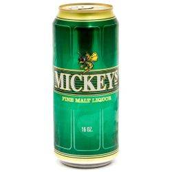Mickey's Fine Malt Liquor 16oz