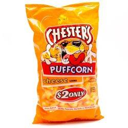 Chester's Cheese Puffcorn 4 1/2oz