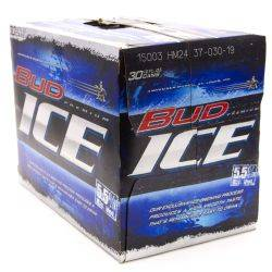 Bud Ice - 30 Pack - 12oz Cans