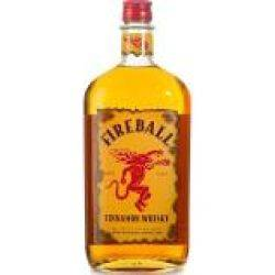 Fireball Whiskey - 750 ml
