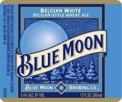 Blue Moon 24 pack 12 oz bottles