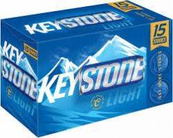Keystone Light - 15 pack
