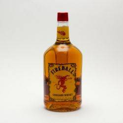 Fireball Cinnamon Whisky  1.75L