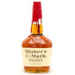 Maker's Mark Kentucky Bourbon...